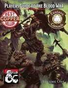 Players Guide to the Blood War Vol. 1 (Fantasy Grounds)