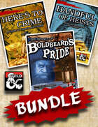 Jimmy and Louie's First Year  [BUNDLE]