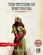 The Witches of Westwater - An Investigation One Shot