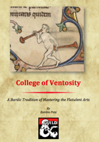 Bard - College of Ventosity