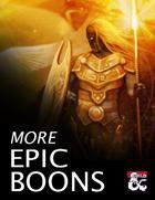 More Epic Boons (5e)