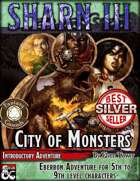 Sharn III, City of Monsters (Fantasy Grounds)