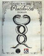 Pestilence Domain - Cleric Subclass