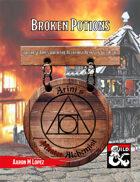 Broken Potions