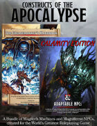 Constructs of the Apocalypse [BUNDLE]