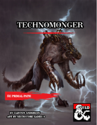 Primal Path Technomonger