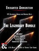 Enchanted Ammunition: The Legendary Bundle [BUNDLE]