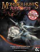 Monster Hunts: Avernus