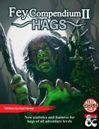 Fey Compendium II: Hags