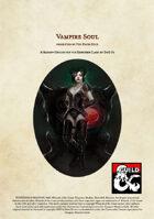 Vampire Soul Sorcerer