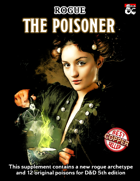 """Rogue subclass - The poisoner"""