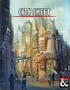City Sheet
