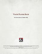 Viath Player Race