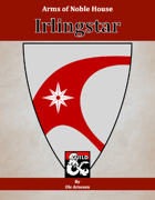 Arms of House Irlingstar