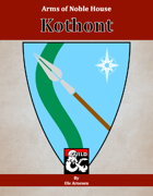 Arms of House Kothont