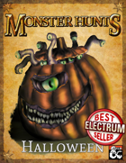 Monster Hunts: Halloween