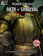 """Paladin - Oath of Survival"""