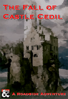 The Fall of Castle Cedil