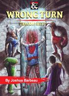 Wrong Turn: Dragon Heist