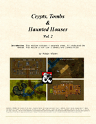 Crypts, Tombs and Haunted Houses Vol. 2
