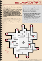 5e Puzzle - The Looping Labyrinth