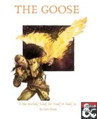 THE GOOSE! A New Warlock Patron for 5e