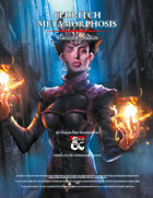 Eldritch Metamorphosis - Sorcerous Origin