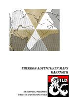Eberron Adventurer Maps - Karrnath