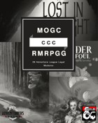 MOGC and RMRPGG 2019 CCC [BUNDLE]