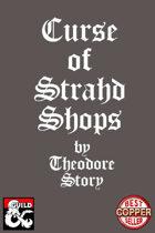 Curse of Strahd Shops