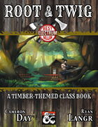 Root & Twig: A Timber-Themed Class Booklet