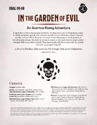 DDAL09-08 In the Garden of Evil