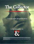 The Collector - A DnD 5e Class