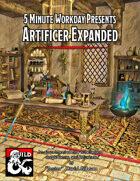 5MWD Presents Artificer Expanded