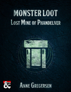 Monster Loot – Lost Mine of Phandelver