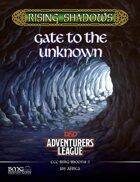 CCC-BMG MOON 4-3 Gate to the Unknown