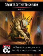 Secrets of the Triskelion [BUNDLE]