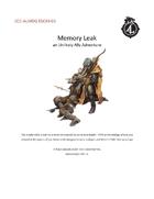 CCC-ALMOG ESC03-03- Memory Leak