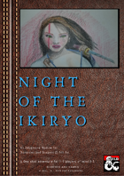 Night of the Ikiryo