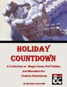 Holiday Countdown