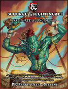 Scourge of the Nightingale: Part 3 A Song of War