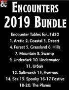 Encounters 2019 Bundle [BUNDLE]