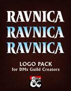 Ravnica logo pack