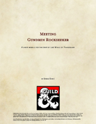 Meeting Gundren Rockseeker