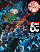 Creatures Crucible Vol 4--Guardians and Warriors