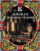 Aurora's Traveling Traders Consumables Catalog Autumn Edition