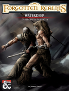 Waterdeep Underground Fight Club