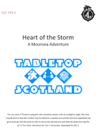 CCC-TTS-3: Heart of the Storm