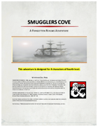 Smugglers Cove RPG Workshop