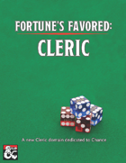 Fortune's Favored: Cleric
